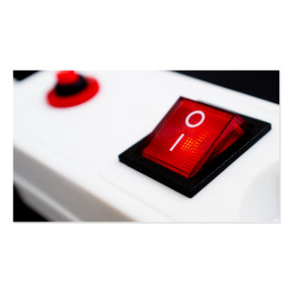 Power extender business cards