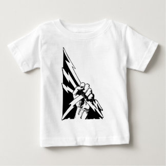 Power Fist Baby T-Shirt