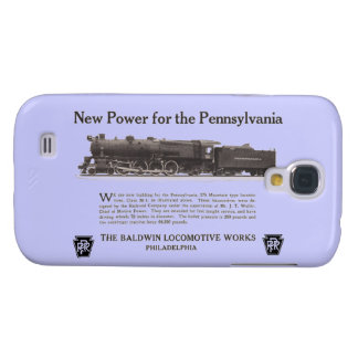 Power For The Pennsylvania Railroad 1926 Galaxy S4 Case