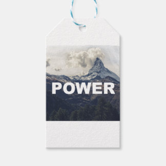 Power Gift Tags