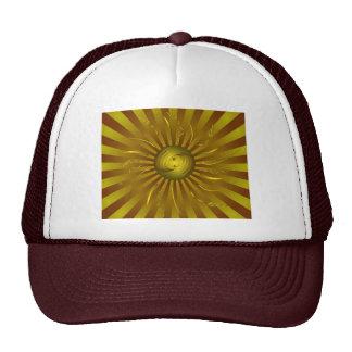 power mesh hats