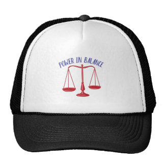 Power In Balance Cap