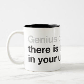 Power in Uniqueness : A Clever Mug