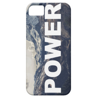 Power iPhone 5 Cover