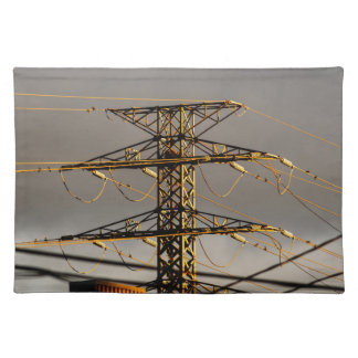 Power Lines Placemat