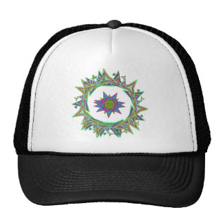 power mandala hat