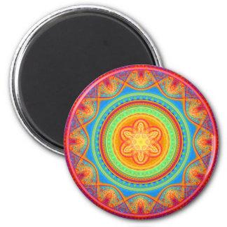 Power Mandala Magnet
