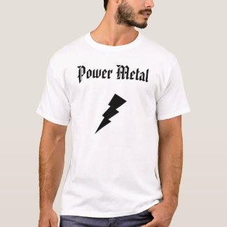 Power Metal T-Shirt