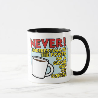 Power of Coffee Mug