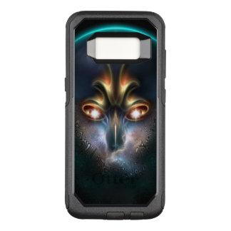 Power Of Elvgren All Seeing Galaxy 7 Commuter Case