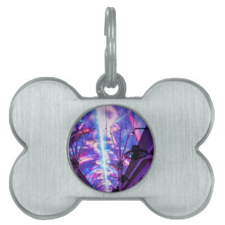 Power Of Fremont Street Pet Tag