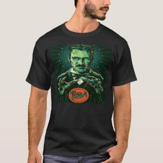 power  of nikola tesla T-Shirt
