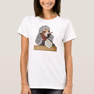 Power of Paw Judge Beagle T-Shirt