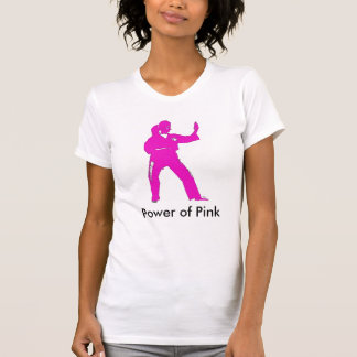 Power of Pink Cami T-Shirt