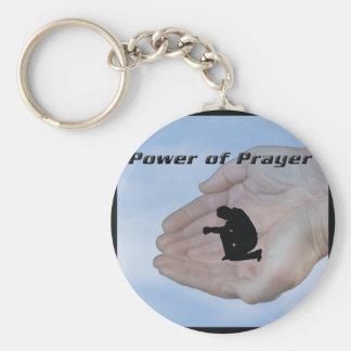 Power of Prayer Key Chain