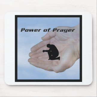 Power of Prayer Mouse Pads