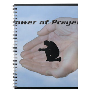 Power of Prayer Note Books