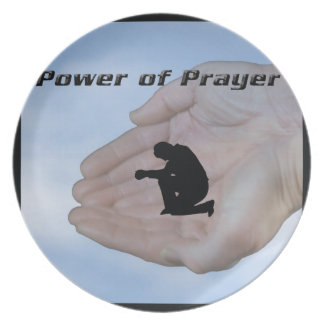 Power of Prayer Party Plate