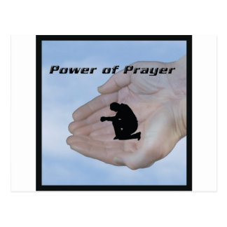 Power of Prayer Postcard