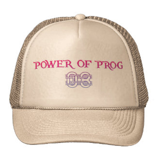 Power of Prog Festival Cap