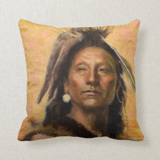 Power Of The Hawk Accent Pillow