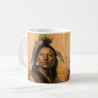 Power Of The Hawk Coffee Mug