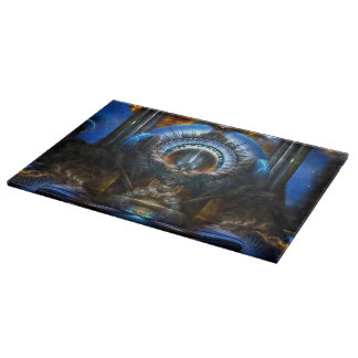 Power Of The Oracle Cutting Board