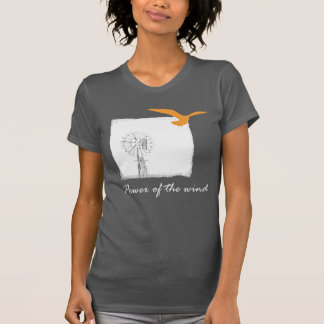 Power of the wind T-shirt