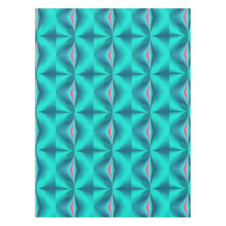 Power of Turquoise Tablecloth