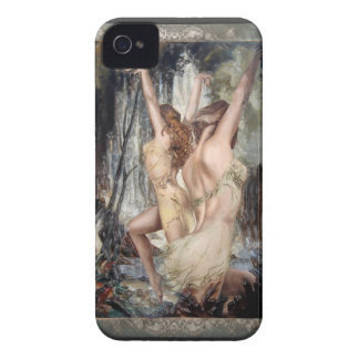 «Power of Vitality» iPhone 4 Case-Mate Cases