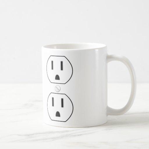 Power Outlet Mug