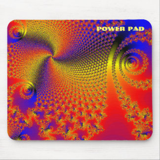 POWER PAD! MOUSE PAD