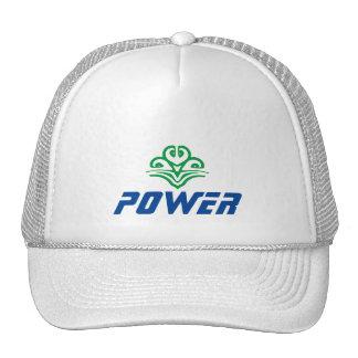 Power Pattern Hat