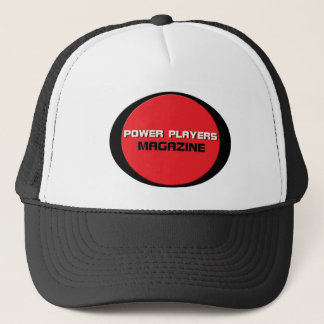 POWER PLAYERS MAGAZINE TRUCKERS HAT
