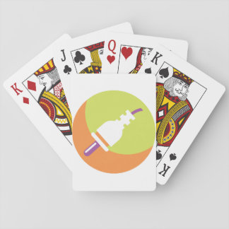 Power Plug Playing Cards