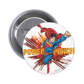 Power Punch 6 Cm Round Badge