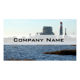 Power Station Pack Of Standard Business Cards