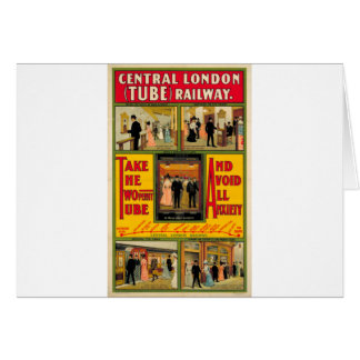 Power station London (I had) Railway, by unknown Card