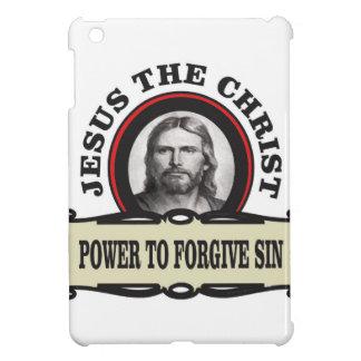 power to forgive sin jc iPad mini covers