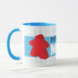 Power to the Meeple - Tabletop Mug