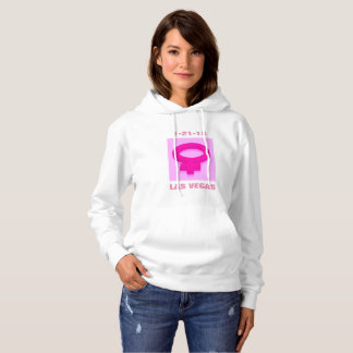 POWER TO THE POLLS HOODIE