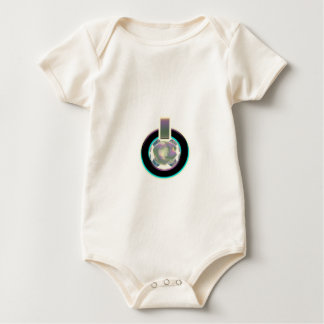 Power-Up Baby Bodysuit