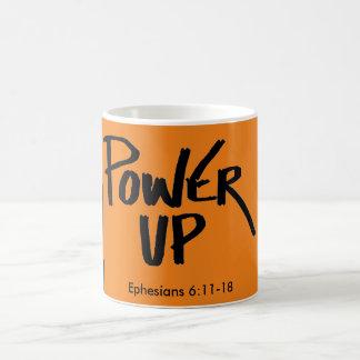 Power Up Sword - Ephesians 6:11-18 Mug