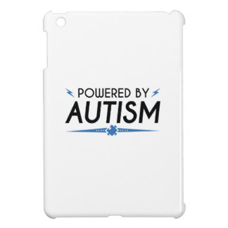 Powered By Autism Case For The iPad Mini
