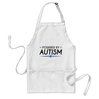 Powered By Autism Standard Apron