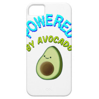 Powered By Avocado iPhone 5 Case