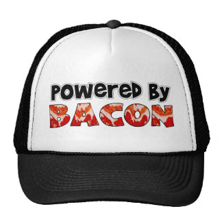Powered by Bacon Humor Cap