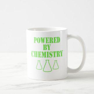 Powered By Chemistry Mug