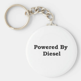 Powered By Diesel Key Ring