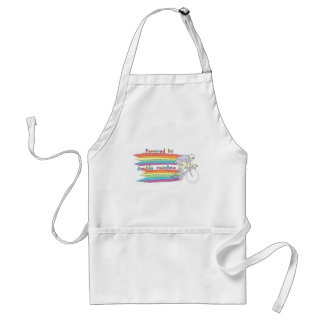 Powered By Double Rainbow Standard Apron